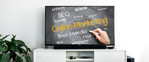 Online Marketing - Glossar