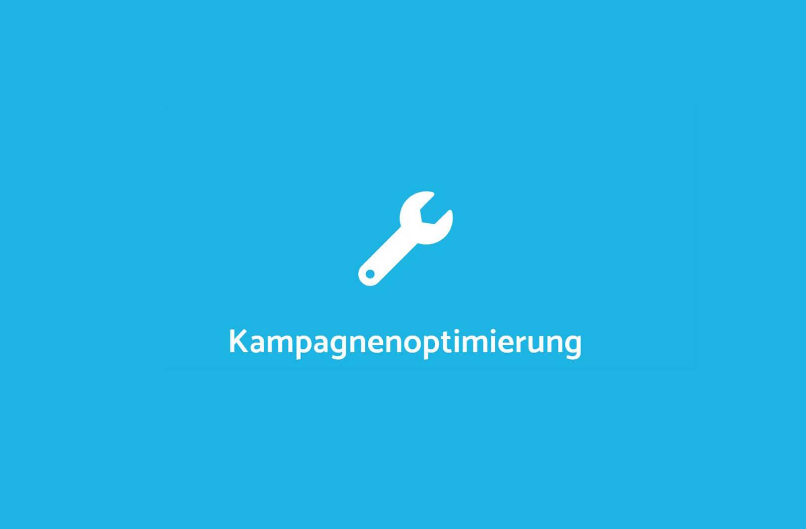 Kampagnenoptimierung im Google AdWords Tool