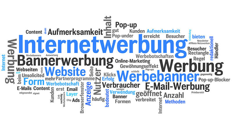 Displaymarketing / Internetwerbung der OnlineMarketing Heads