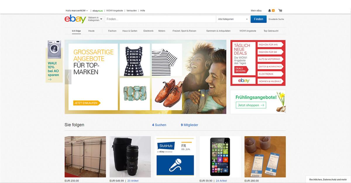 Eigener eBay Shop | Für Ihr ???? E COMMERCE nutzen! ❥ eBay