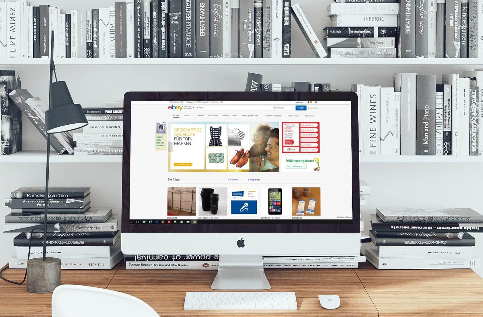 eBay Agentur - OnlineMarketing Heads