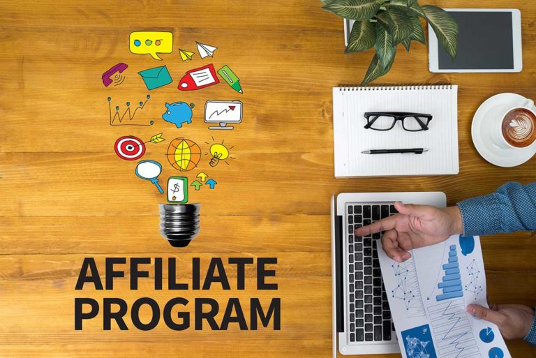 Affiliate Programme wie Amazon. eBay & Facebook