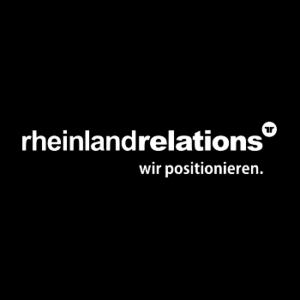 Logo - rheinland relations GmbH