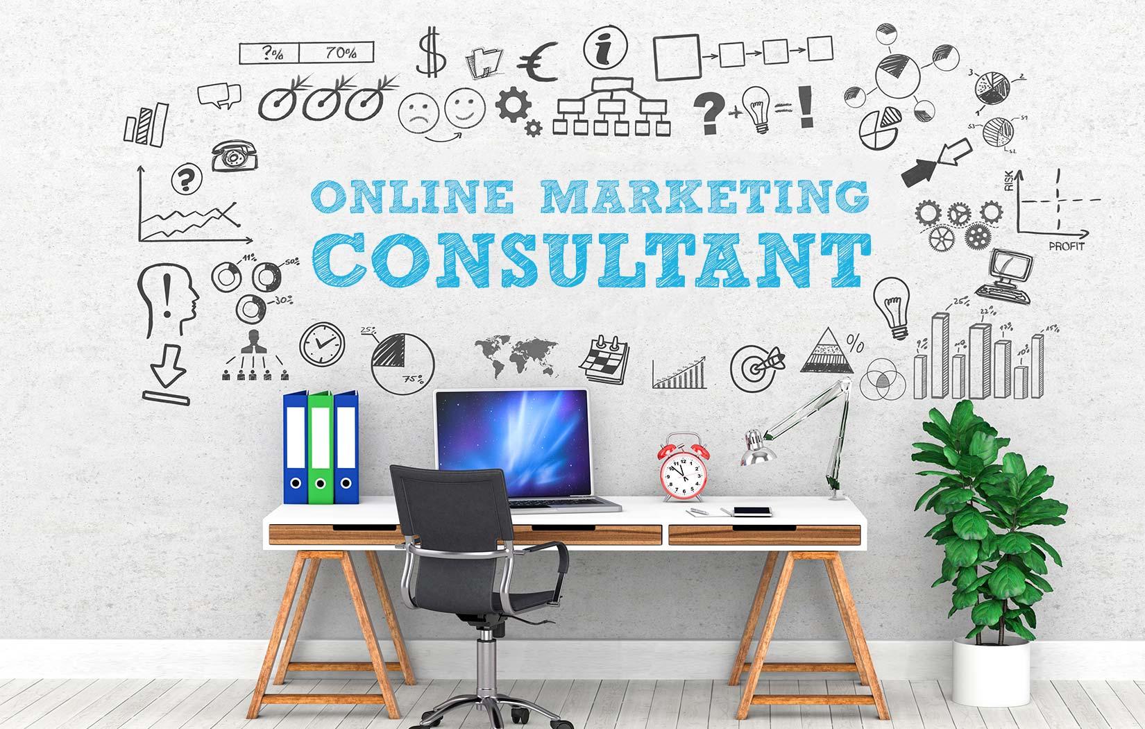 Was macht ein Online Marketing Consultant?
