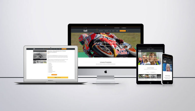 Responsive Onlineshop mit WordPress / WooCommerce